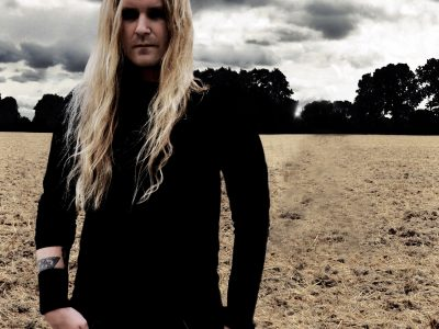 S.G. Of German Dark Rockers Secrets Of The Moon Shares His Famous Last Cords