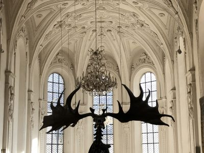 Tiny Monsters And Giant Antlers: The German Museum Of Hunting And Fishing in Munich