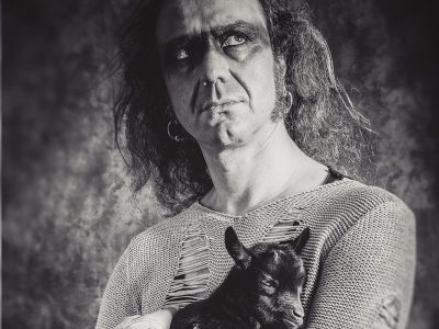 Of Dream And Drama… And Poetry: The Writings Of Moonspell's Fernando Ribeiro