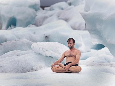 "Wim ""The Iceman"" Hof: How The Coolest Man On Earth Wants To Change The World"
