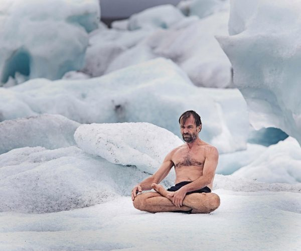 """Wim """"The Iceman"""" Hof: How The Coolest Man On Earth Wants To Change The World"""
